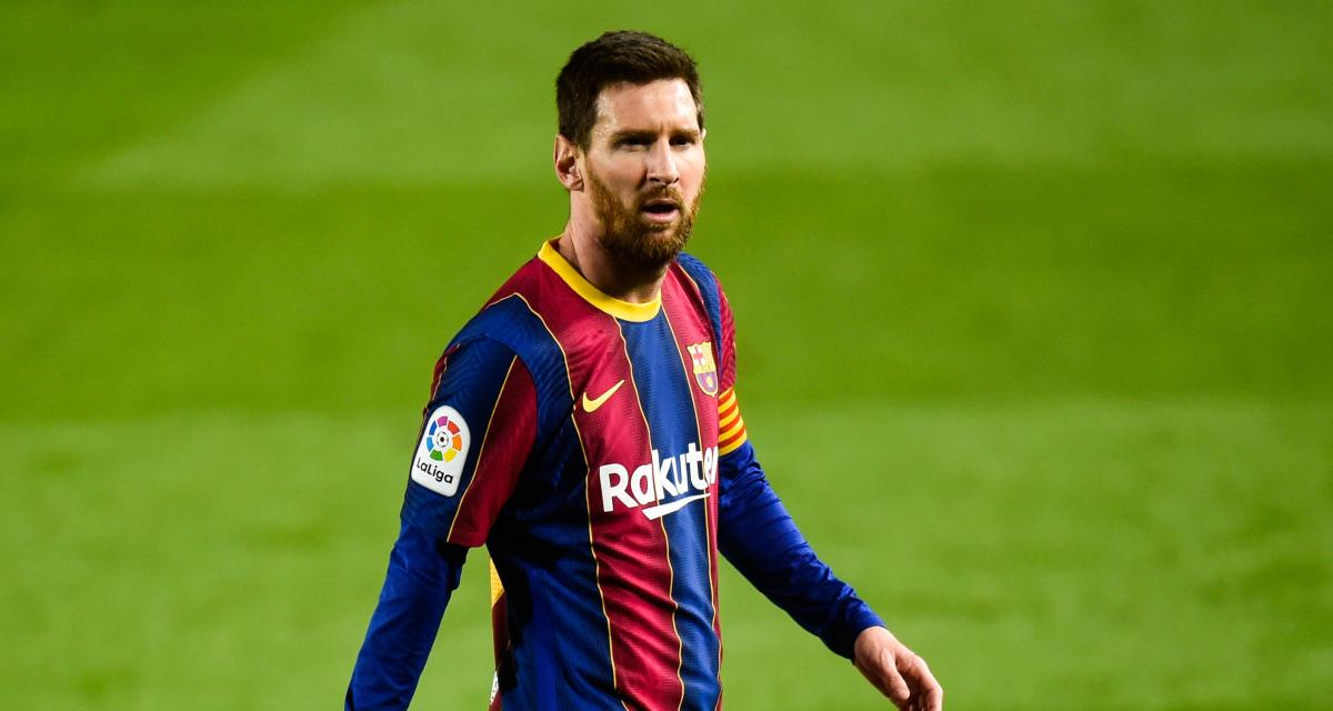Messi pose ses conditions pour rester à Barcelone