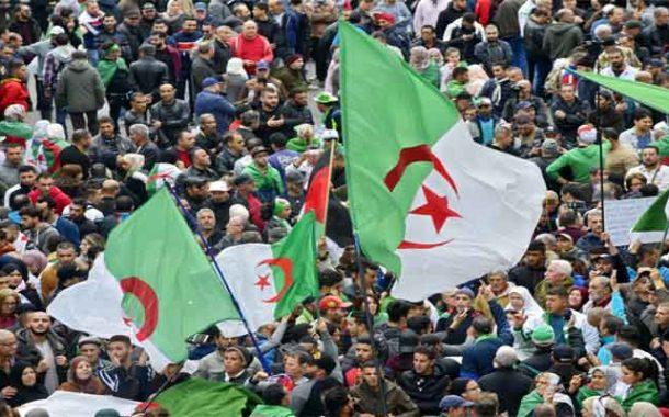 106e vendredi du hirak populaire : Les algériens envahissent les rues de plusieurs wilayas