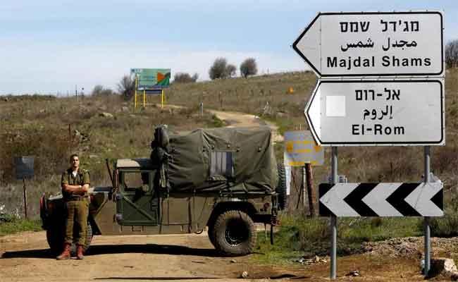 Israël a officialisé l'échange de prisonniers avec le gouvernement de Damas