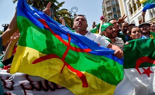 À l'exception de Kabylie, n'y a-t-il plus d'hommes courageux en Algérie ?