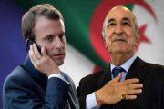 Macron est satisfait du travail de Tebboune …L'Algérie est-elle une commune Française ?