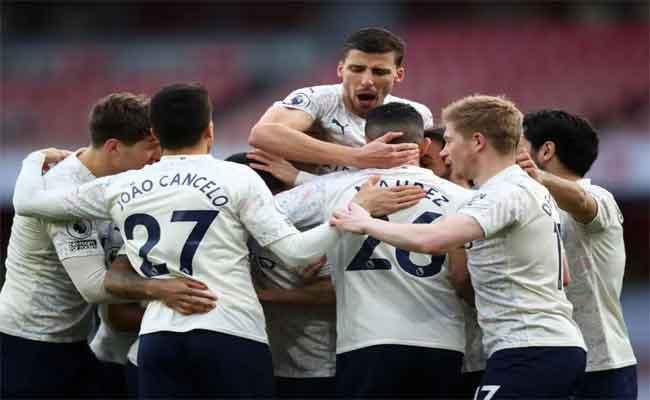 Man City de Pep Guardiola remporte sa 18e victoire consécutive