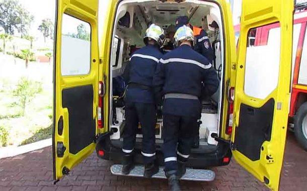 Effondrement des escaliers d'une ancienne bâtisse à la basse Casbah : Trois personnes blessées