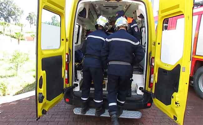 Drame à Batna : Huit blessés dans l'explosion d'une maison due à une fuite de gaz
