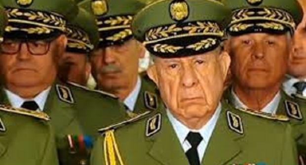 Le terrorisme, l'épouvantail des généraux pour forcé le peuple algérien à s'agenouiller