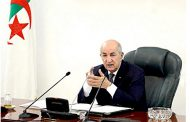 Conseil des ministres : Les nouvelles décisions de Tebboune