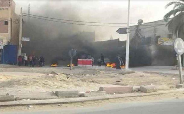 Lourde condamnation du militant Ameur Guerrache : De violentes émeutes éclatent à Ouargla