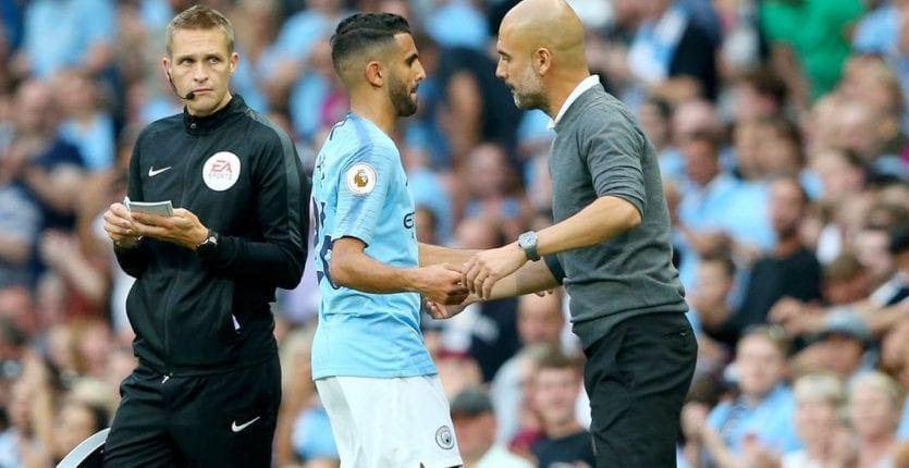 Le guerrier Mahrez a joué un rôle de premier plan pour Manchester City contre Wolverhampton