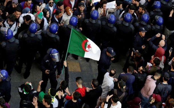 Sous prétexte de la propagation de la variante britannique du coronavirus en Algérie le régime des généraux mise en garde contre les rassemblements