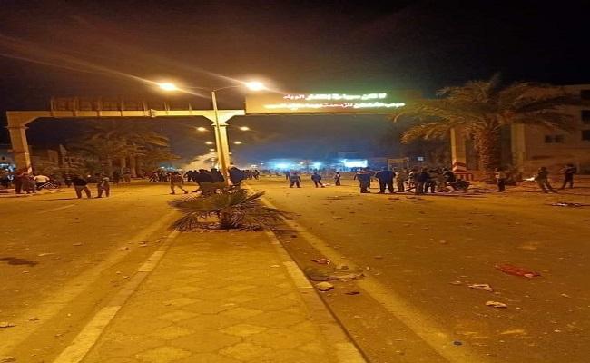 L'armée algérienne ouvre le feu sur les manifestants dans le sud du pays alors que la situation a dégénéré