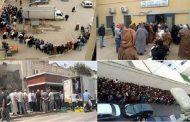 L'Algérie : le pays du million de files d'attentes