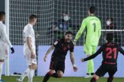 Real Madrid sauve un point avec un but tardif