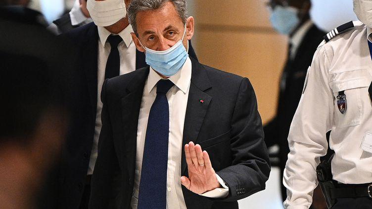 France : Une peine de 3 ans de prison pour l'ancien président français Nicolas Sarkozy