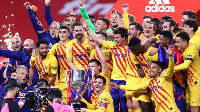 Barcelone remporte son 31e Coupe du Roi d'Espagne