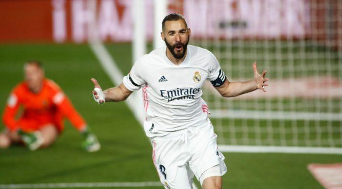 Le Real Madrid a battu Barcelone pour atteindre le sommet de la Liga