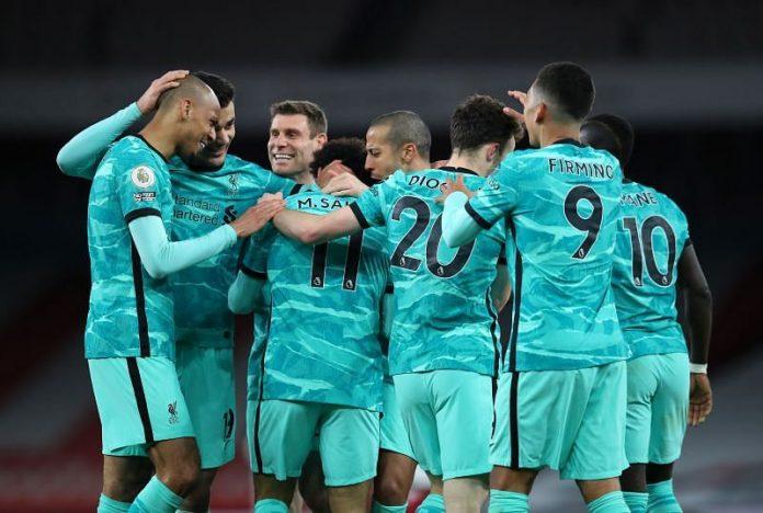 Liverpool a pris un souffle de confiance et a affûté ses armes contre Arsenal