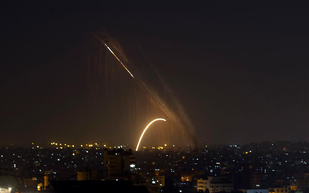 De nouvelles attaques Israéliennes sur la bande de Gaza