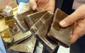 Cinq trafiquants arrêtés et 132 kg de kif traité récupérés à Tlemcen
