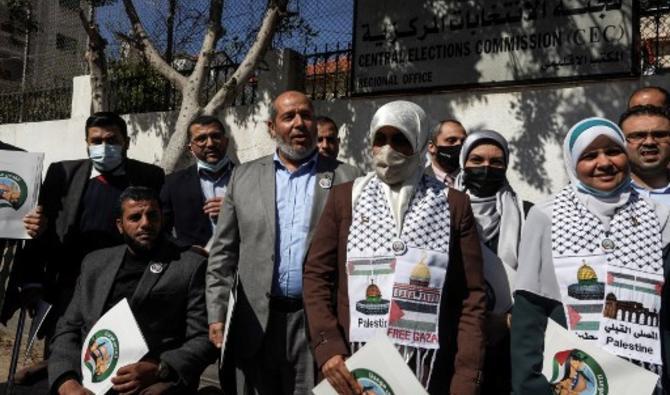 Palestine: le Fatah présente sa liste pour les élections législatives malgré les scissions