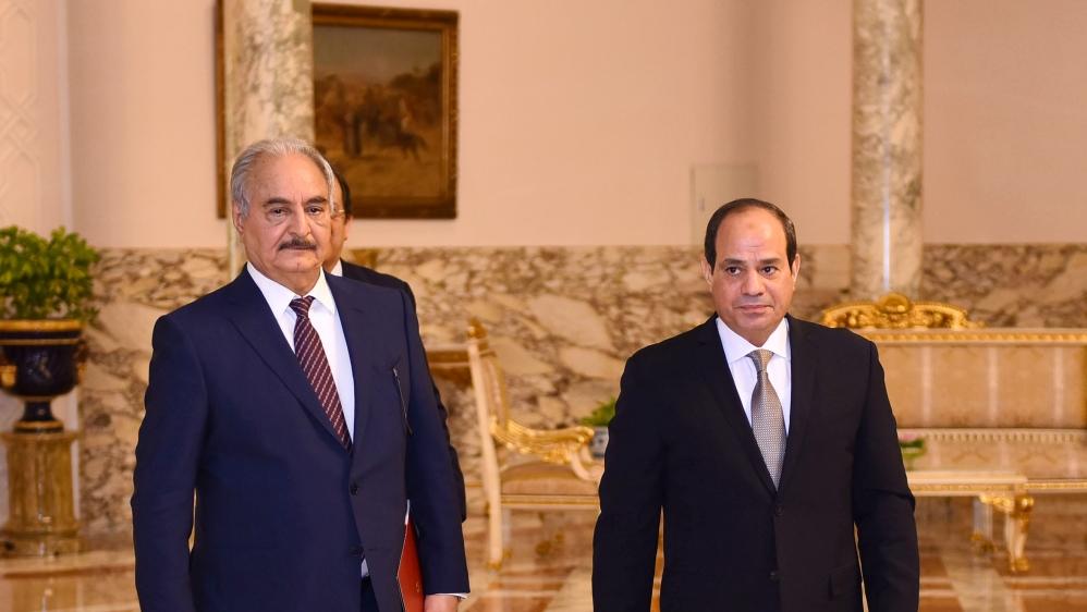 Libye: l'Égypte n'envoie pas de médicaments, mais des armes pour Haftar