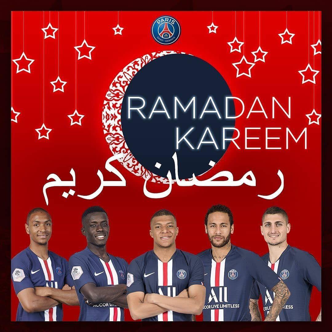 Les stars et les clubs européens félicitent les musulmans pour le mois sacré du ramadan