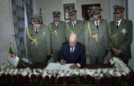 Le changement en Algérie doit être radical