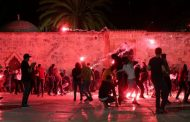 Jérusalem : Affrontements entre la police israélienne et les palestiniens à la mosquée Al-Aqsa