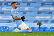 Une grande victoire du Manchester City contre le PSG grâce à Mahrez