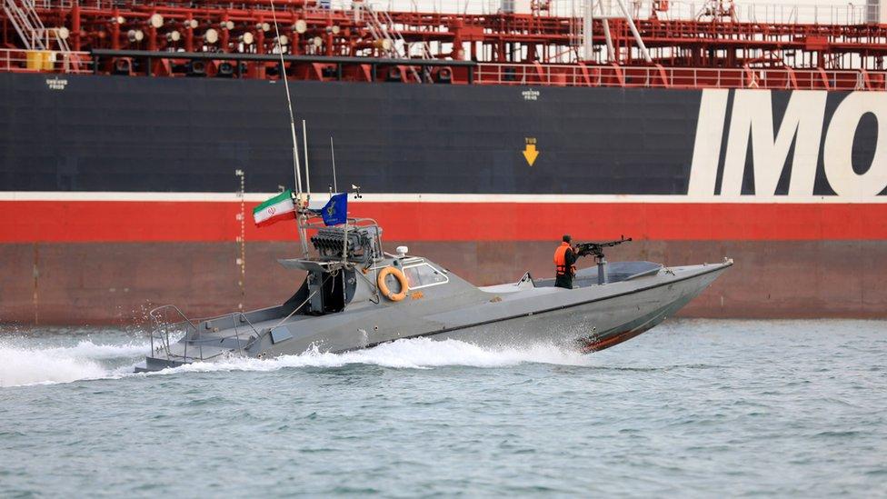 Détroit d'Ormuz: nouvelles incidents entre l'armée américaine et iranienne