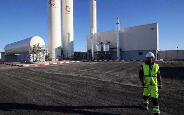 Exportation de140.000 litres d'oxygène médical liquide vers la Tunisie