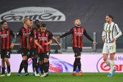 Milan punit la Juve en difficulté