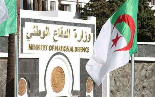MDN : cinq éléments de soutien aux groupes terroristes arrêtés et 172 harraga interceptés dans plusieurs wilayas