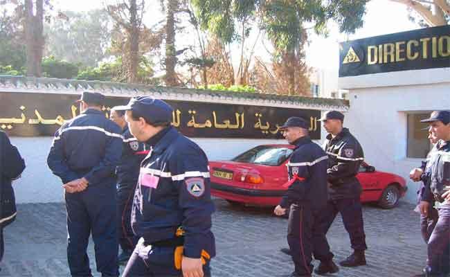 Marche des sapeurs pompiers : Le ministère de l'Intérieur accuse les protestataires d'être poussés « par des parties hostiles à l'Algérie »