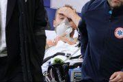 Christian Eriksen est hospitalisé après un effondrement lors du match de l'Euro 2020 contre la Finlande