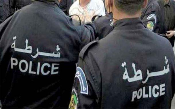 La sûreté de wilaya de Boumerdes met fin aux agissements d'un réseau national de vente d'armes prohibées