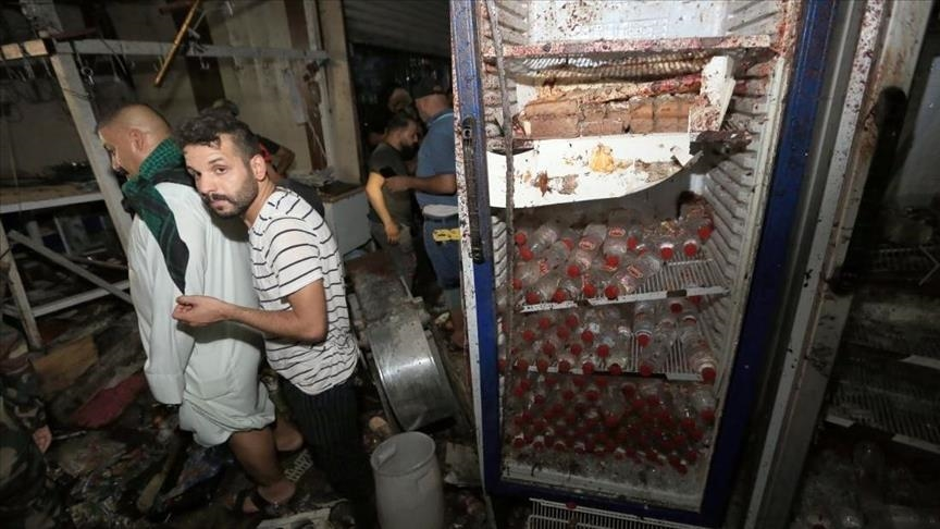 Irak : plusieurs morts dans un attentat à la bombe à un marché de Bagdad
