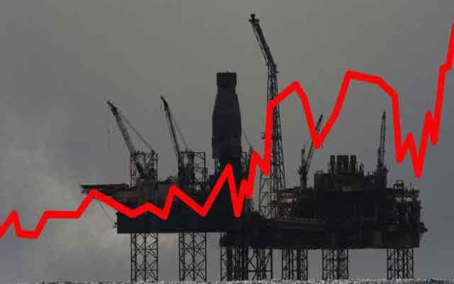 Le prix du pétrole brut Brent est resté proche de 76 $