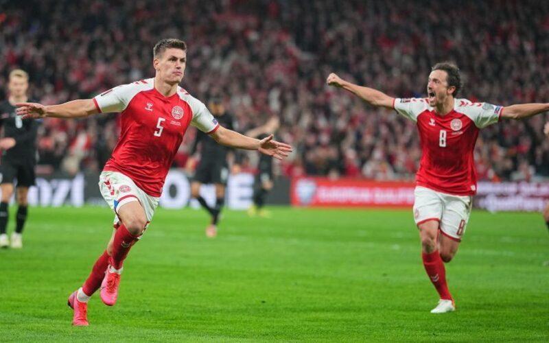 Le Danemark atteint la Coupe du monde avec une victoire 1-0 sur l'Autriche