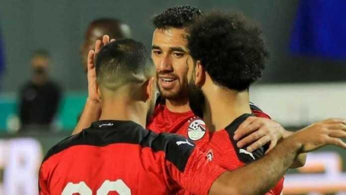 L'Egypte a battu la courageuse Libye 3-0 lors des éliminatoires africains de la Coupe du monde 2022 au Qatar