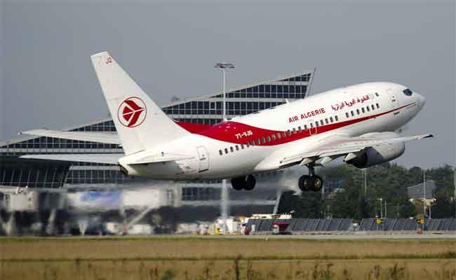 Un nouveau programme de vols internationaux chez Air Algérie à compter de la semaine prochaine