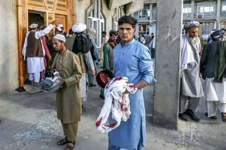 Afghanistan : une attaque meurtrière frappe la mosquée de Kunduz pendant la prière du vendredi