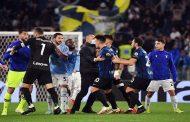 La Lazio étourdit l'Inter Milan, champion d'Italie