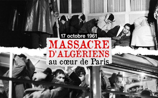 Commémoration du massacre du 17 octobre 1961 : Le président décrète une minute de silence le 17 octobre de chaque année à compter d'aujourd'hui