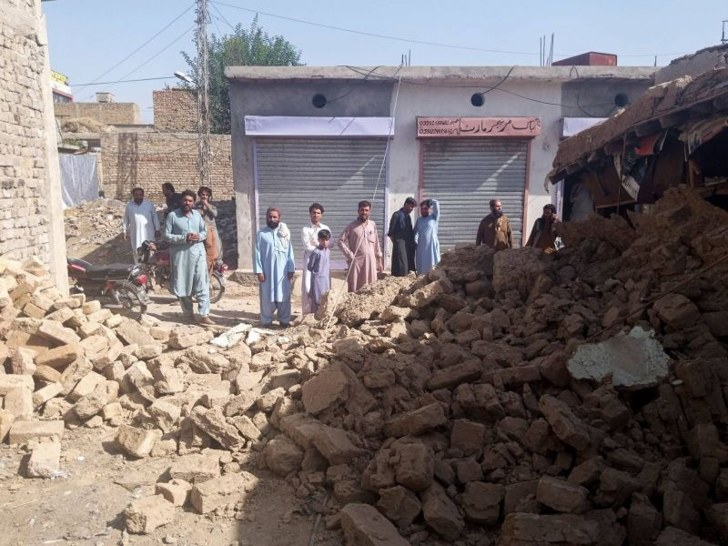 Un séisme au Pakistan fait 20 morts dans la province du Baloutchistan